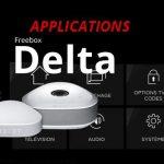 Applications Freebox Delta